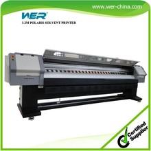3.2m infinity allwin solvent printer spare parts spectra polaris print heads 512 15pl head solvent printer WER-P3208
