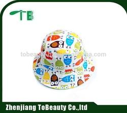 animal pattern children bucket hat