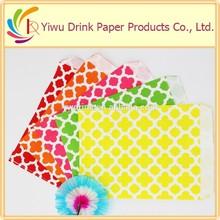 eco-friendly kraft paper food bag paper thin recycle kraft paper bags