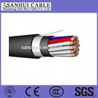 automotive cat6 copper cable control remote