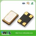 Oem 5.0 * 3.2 mm de la alta precisión equivalente cristal oscilador de placa de circuito alta estabilidad XTAL por GPS