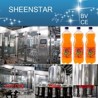 2014 Automatic Three-In-One Beverage Manufacture Equipment / Machine