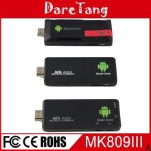 MK809III rk3188 quad core 1.8g mk809iv android 4.1 mini pc mk809 ii