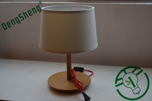 wood jcpenney table lamps