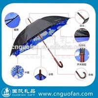 2015 new arrival strongest Windproof umbrella on sale