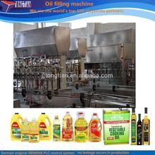 Barreled Organic Vegetable Oil Filler