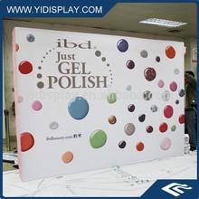 Full Color Printed Portable Backdrop Wall