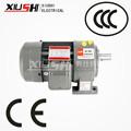 Ch horizontal da engrenagem do redutor de velocidade do motor 400w1/2hp 22 eixo, redução de engrenagem para motor elétrico