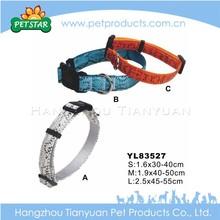 Low Price Custom Luxury Personalized Dog Tracking Collar