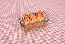 1.5L pyrex Germany FDA, LFGB high quality glass loaf bake dishware