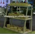 Industrial manuais de paletes caminhão nylon roda de carga 180mm*50- v