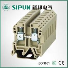 SEK 6mm universal screw type terminal block