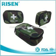 military first aid kit canvas bag