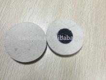 100% pure wool blanket/wool quick change disc