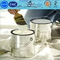 Fácil disperso, excelente resistencia a la intemperie dióxido de titanio uso en el pintura