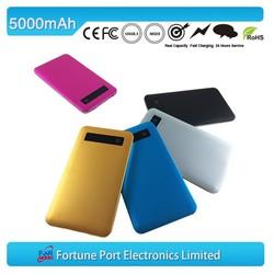 carrying mobile power 5000 full capacity