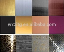 Stainless Steel Perforated Sheet(4mm thickness, 6mm round hole, 10mm pitch, 60 degree)