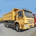 howo sinotruk caminhão 6x4 zz3257n3247b basculantes