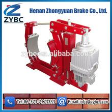YWZ9 series brake for cranes, port handling, metallurgicall, steel mill , mining machinery