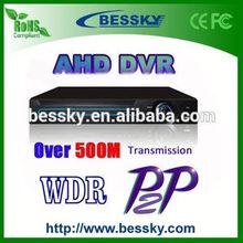 full hd 1080p cctv camera ahd dvr 4ch and 8ch kits ahd DVR