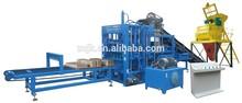 latest technology fully automatic construction block making machines qty6-15