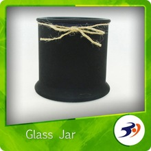 Religious Scented Candle Glass Jar Glass Jar