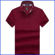 2015 no brand blank high quality custom design golf polo shirt for man