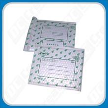 customized waterproof pearl film bubble envelope