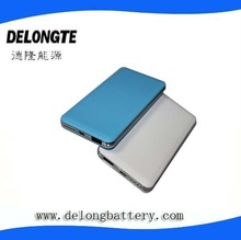 6000mah thin battery mobile charger factory price 2015 new electronic products mobile power bank
