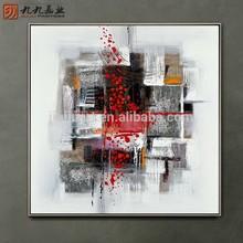 CTA-03157 Handmade oil painting on canvas beautiful abstract wall art