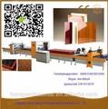 Pur colle thermofusible machine à bois pour panneau décoratif