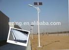 solar lighting energy saving system for street light