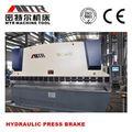 We67k CNC de flexión de la máquina, Plegadora hidráulica, Cnc Bender
