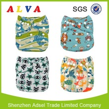 ALVA One Size Fits All Baby Diapers Eco Baby Diapers Manufacturing Machine