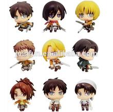 Custom mini anime figure pvc,pvc mini animal figure,mini action figure toys