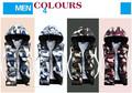 Quente- venda e de alta qualidade veste homens com quente e moda para adultos no inverno