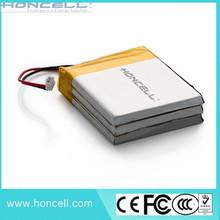 3.7v 1100mah Lipo battery 603450 li-ion 1100ma