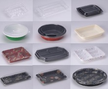 Disposable Food Trays ,Plastic Food Platters , Food Plastic Packaging