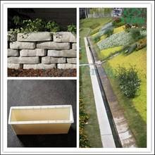 concrete fence post mold /lightweight wall panel machine
