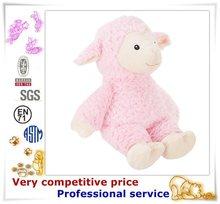 2015 Cute Plush Sheep Toys, purple sheep