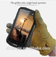 New arrival 5'' quad core 4050mah battery waterproof IP67 phone mobile