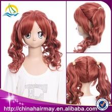 Wholesale Kanekalon Synthetic Cheap Cosplay Wig
