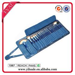 professional assorted makeup brush set