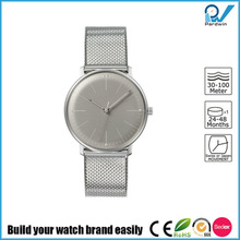 Most extraordinary designing timepiece germany design brand stainless steel Armbanduhr japan movt diamond quartz watch