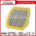 100000 horas vida útil IP68 ATEX certificado 150 W poder más elevado LED de luz exterior