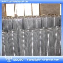 3X3 Galvanized Welded Wire Mesh Panel 10 Gauge Wire Mesh
