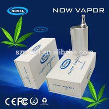 30 sec to heat up vapir no2 Now Vapor selling best electronic cigarette logo printing