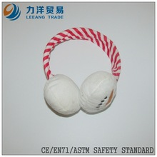Plush earmuff toy, Customised toys,CE/ASTM safety stardard