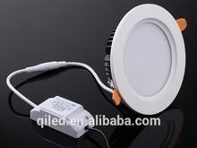 5 inch 135mm 0-10V dimmable driver 12W CRI>80 led down light 0-10V