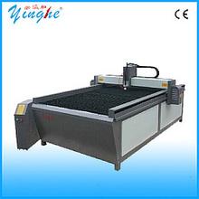 Alta stablity cnc plasma mesa de acero de corte de la máquina